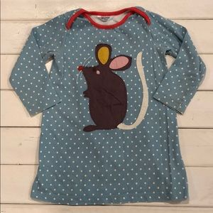 Baby Boden mouse dress size 18-24 months